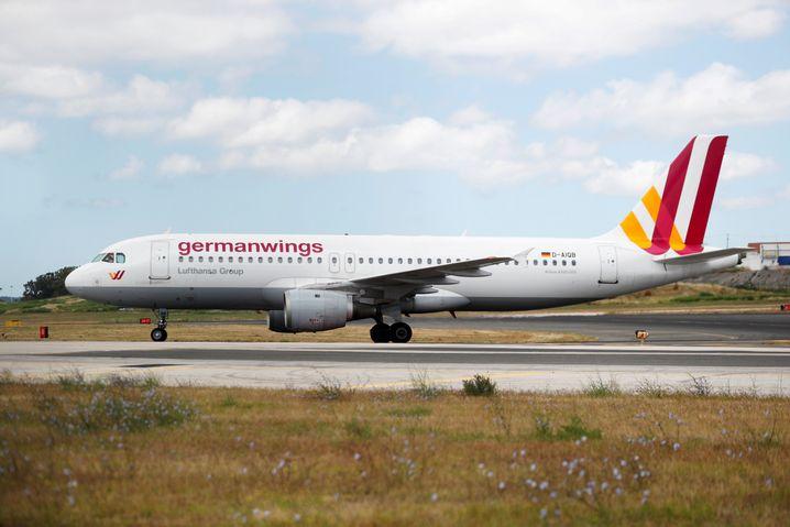 Dritter Streiktag bei Germanwings: Der Ausstand der Flugbegleiter endete am Neujahrstag.