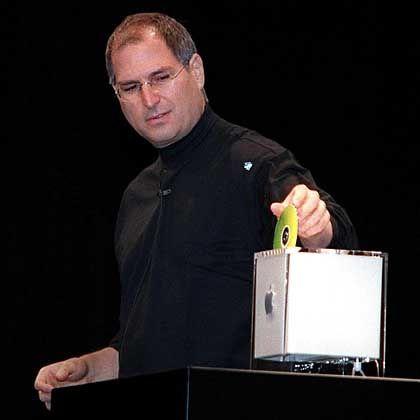 Apple Cube: Schlecht erweiterbar und zu teuer