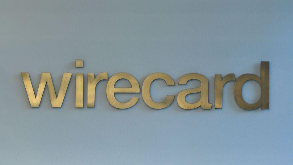 Wirecard-Logo in Aschheim, in der Nähe von München: Die Aktie verlor in sieben Handelstagen rund 99 Prozent an Wert