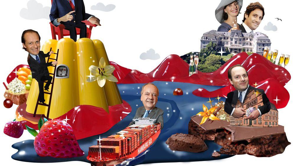Oetker: Deutschlands bekannteste Industriesippe
