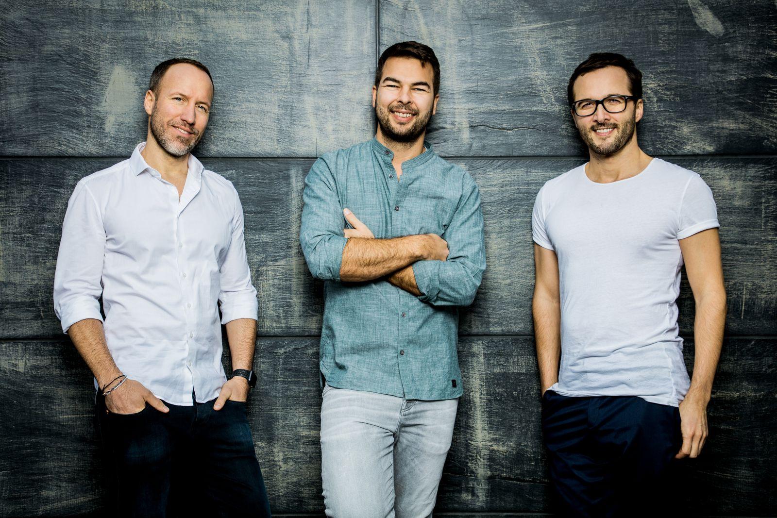 Everdrop / Chris, Daniel, David