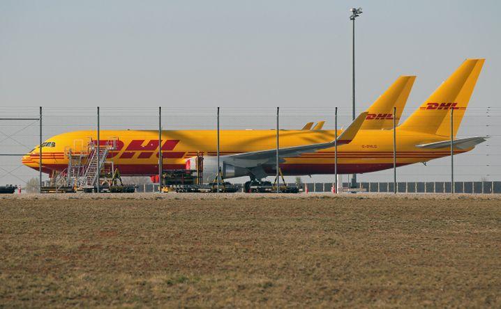 Weltmarktführer: Bei Luft- und Seefracht hat die DHL immer ordentlich verdient