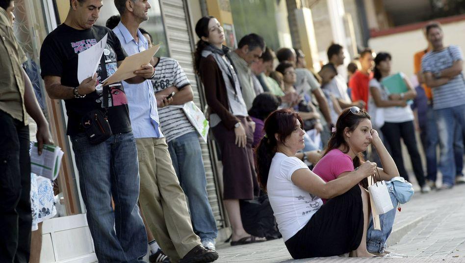 Arbeitssuchende in Spanien: Hoffnung auf Neustart in Deutschland