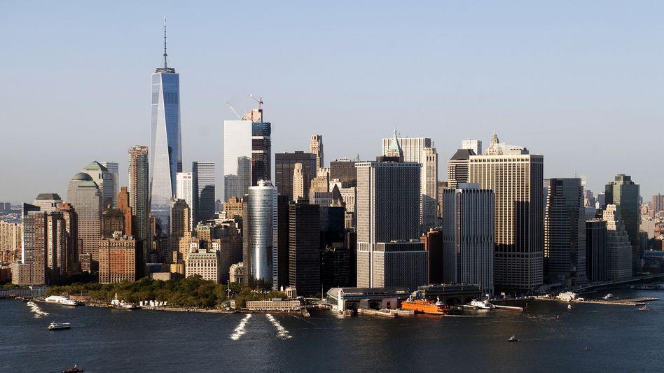 New York: Der IWF warnt unter anderem vor einem möglichen Platzen der Immobilienblasen in Metropolen wie New York
