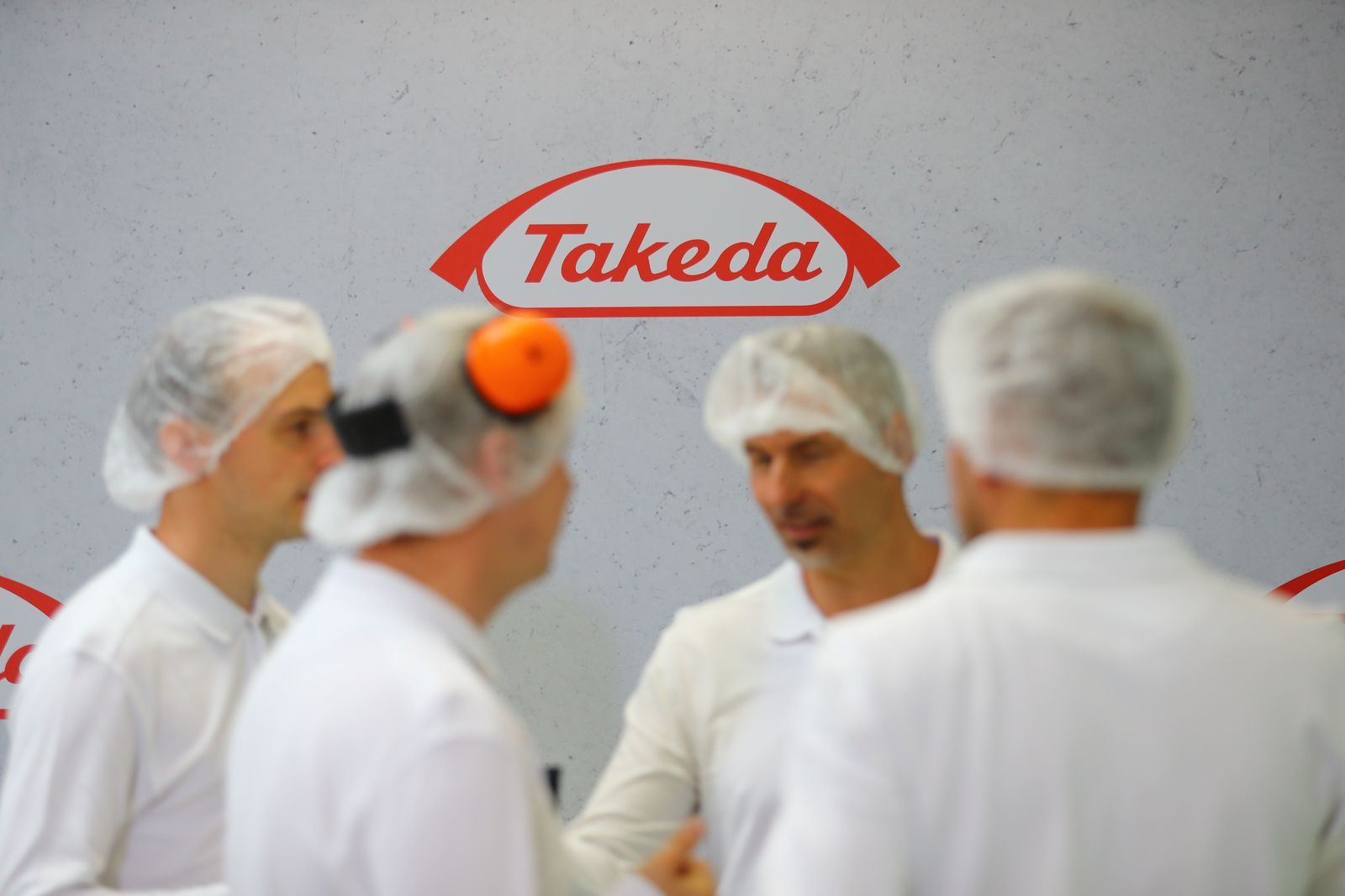 Takeda / Arbeiter