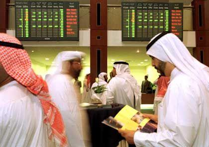 Finanzmarkt in Dubai:Steter Geldstrom dank hoher Ölpreise