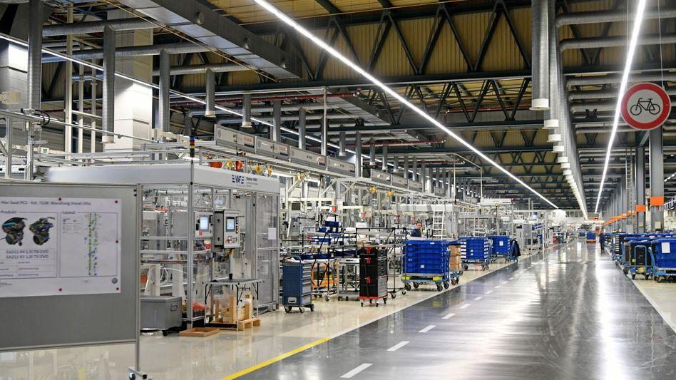 VW-Werk Salzgitter: Mittelfristig sollen hier 1000 neue Jobs entstehen