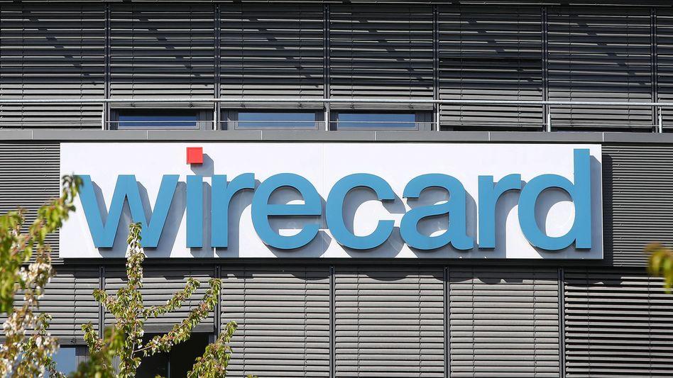 Wirecard-Zentrale bei München