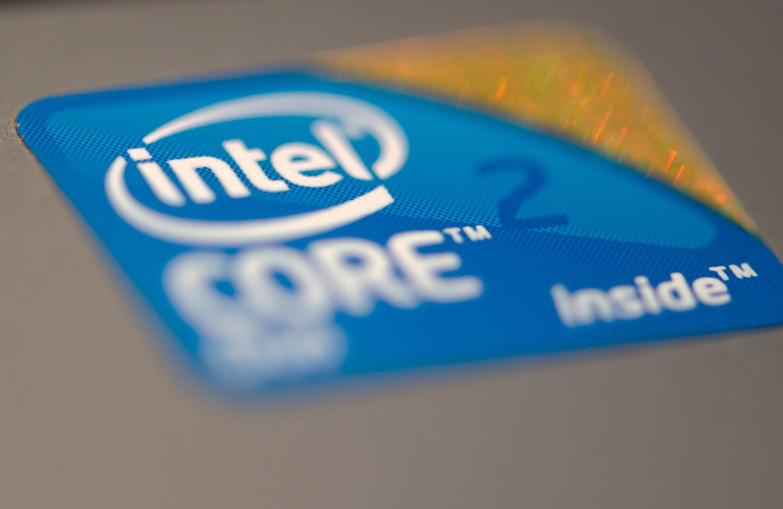 Intel Core 2 Logo