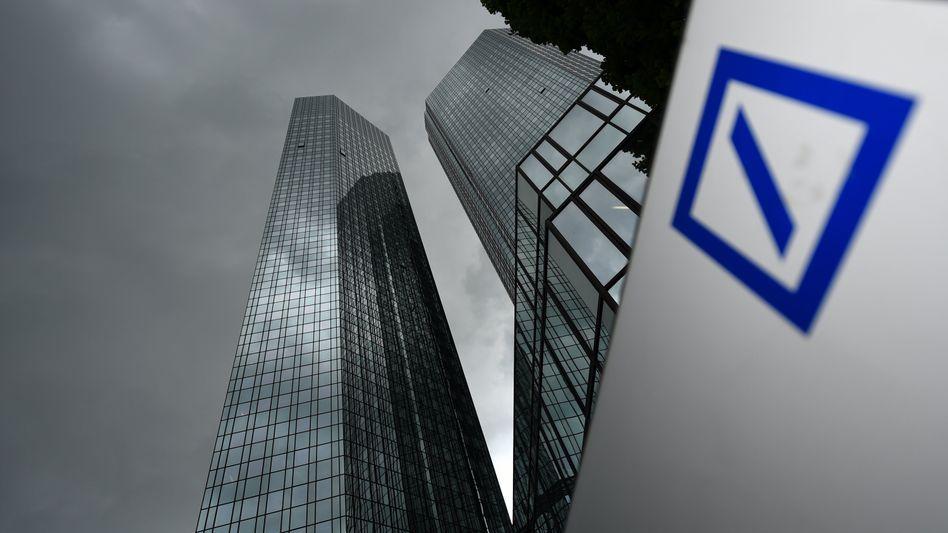 Dunkle Wolken über der Deutschen Bank: Droht neuer Ärger in den USA?