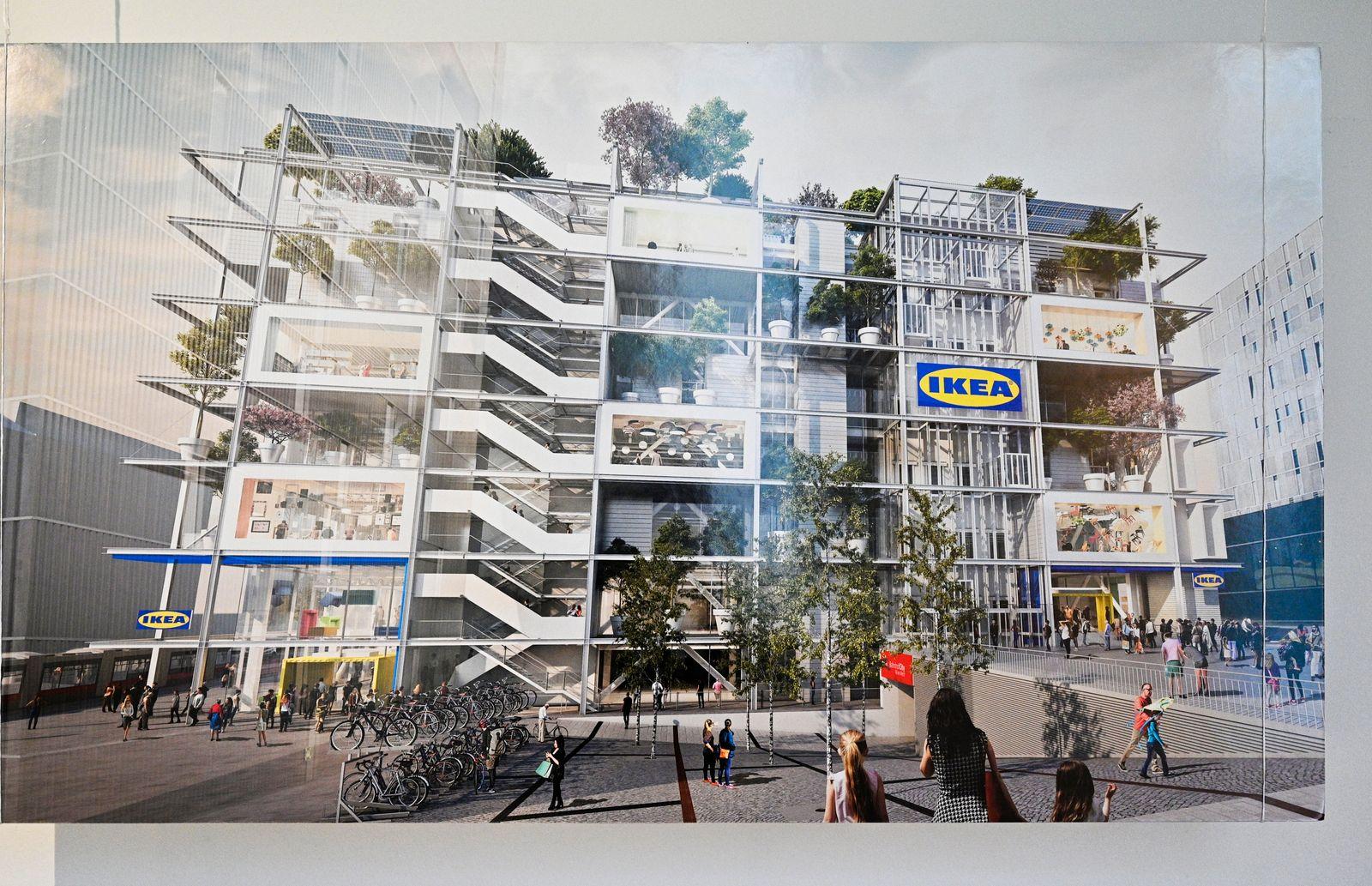 IKEA PROJEKT WIEN WESTBAHNHOF