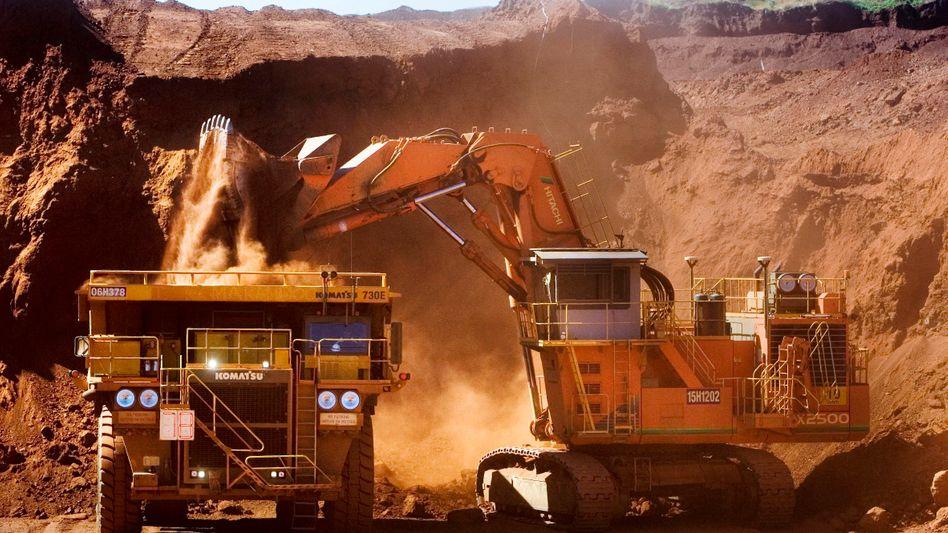 Mine von Rio Tinto in West-Australien: Überraschende Abschreibungen