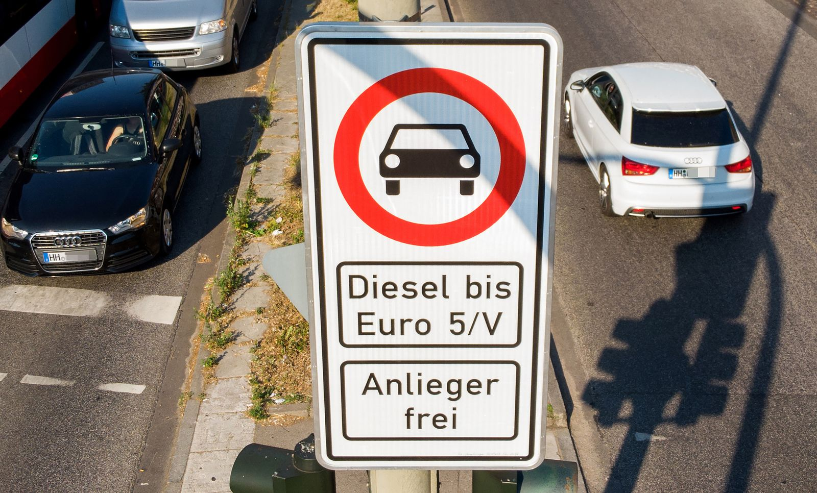 Berlin/ Diesel-Fahrverbote