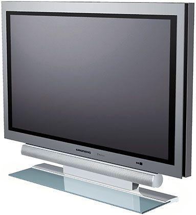 Plasma-Flatscreen mit einer Diagonale von 110 Zentimetern zum Preis von 5600 Euro: Grundig Tharus 110