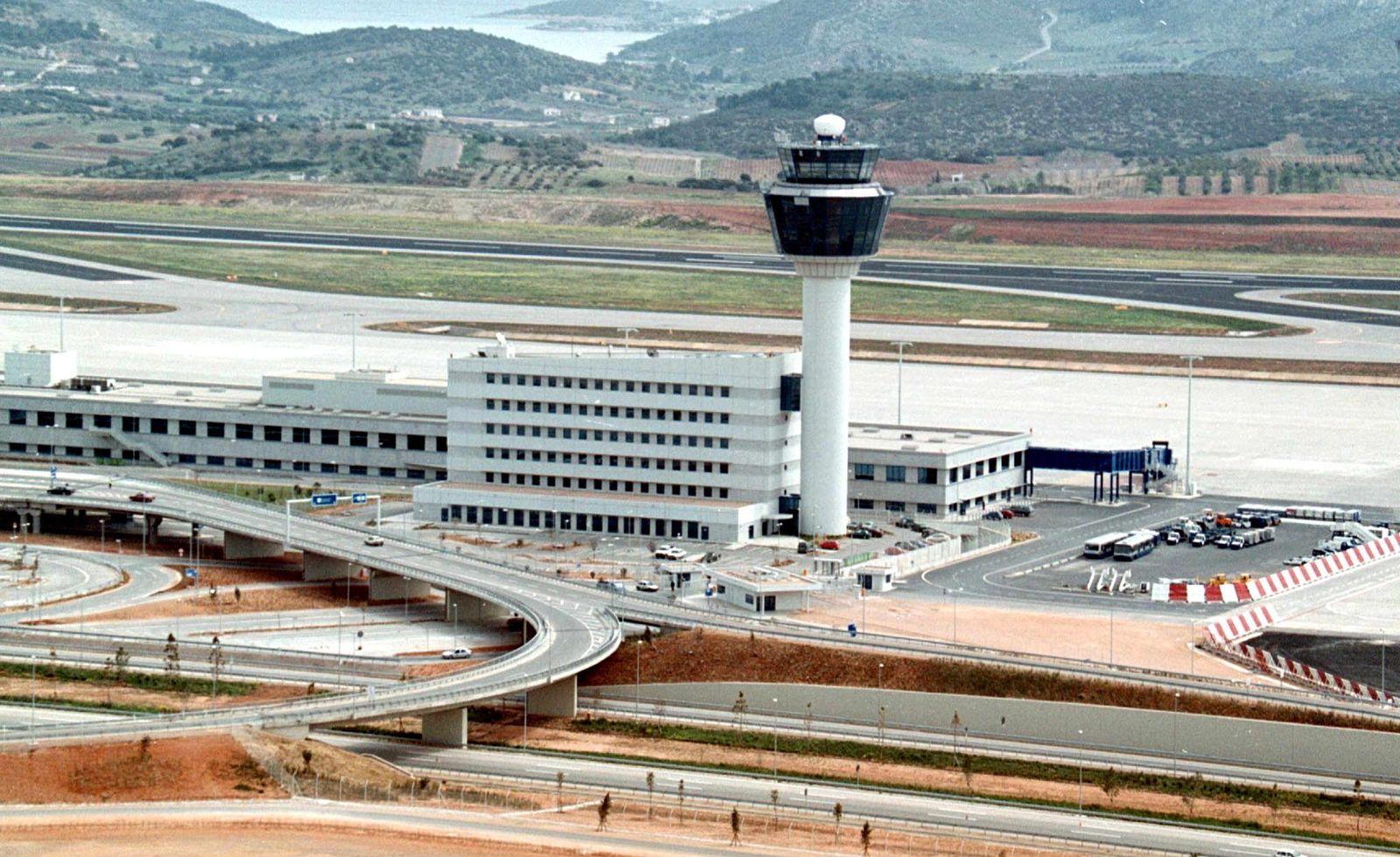 Neuer Flughafen in Athen