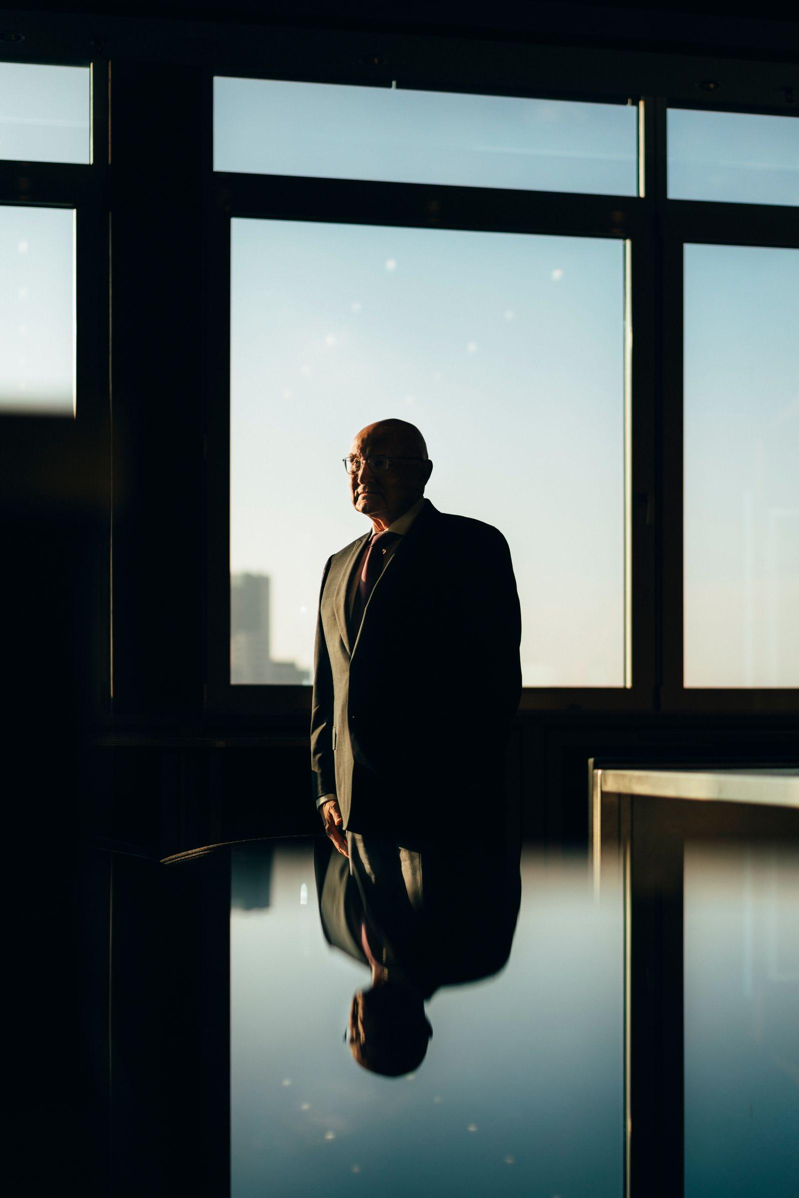 Edgar Ernst, Chef der Bundesprüfstelle für Rechnungslegung