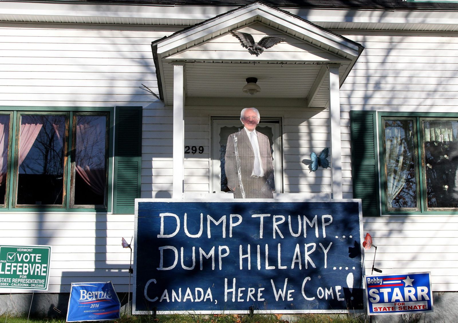 US-Wahl / Kanada / Auswanderer