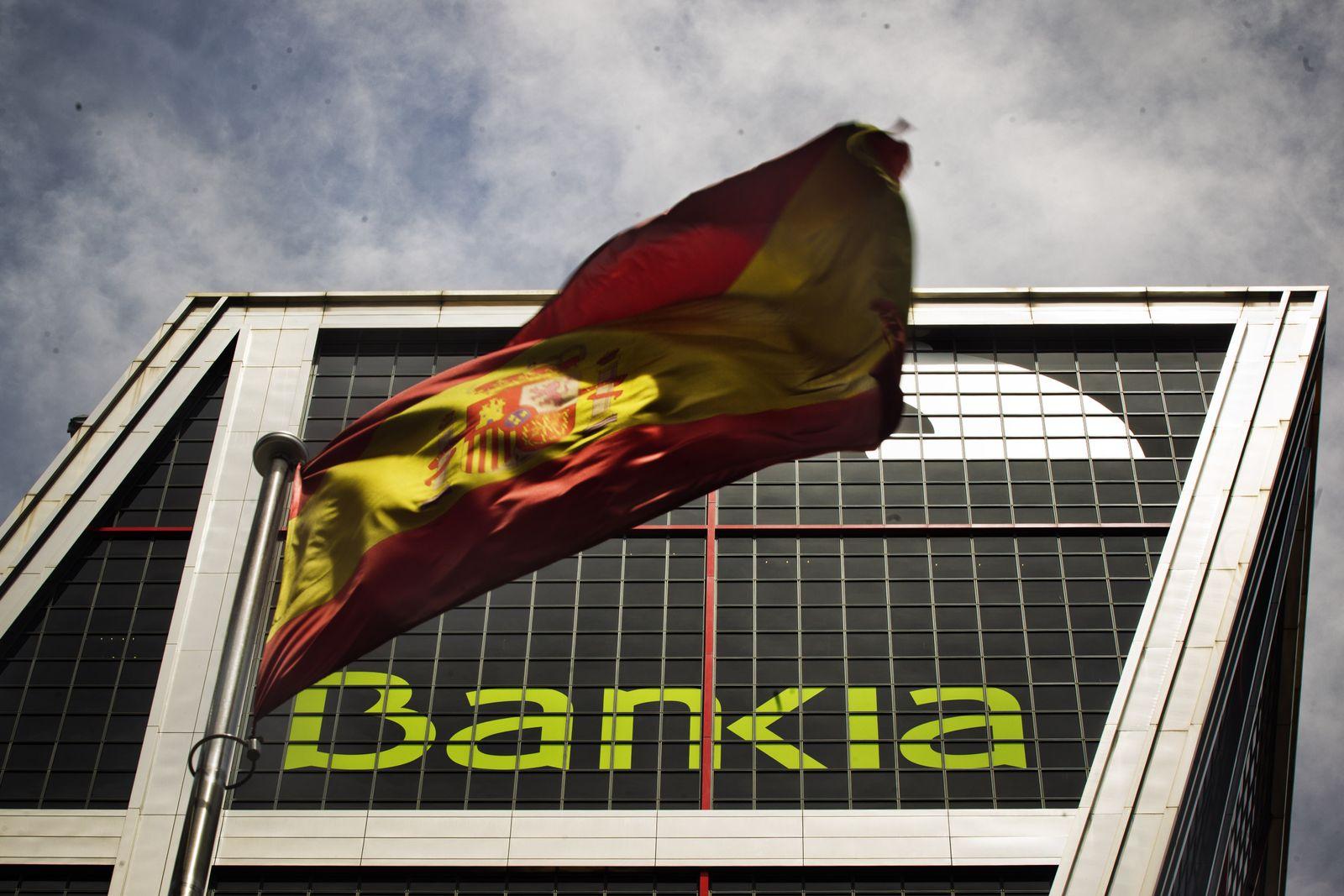 NICHT VERWENDEN Banken / Spanien
