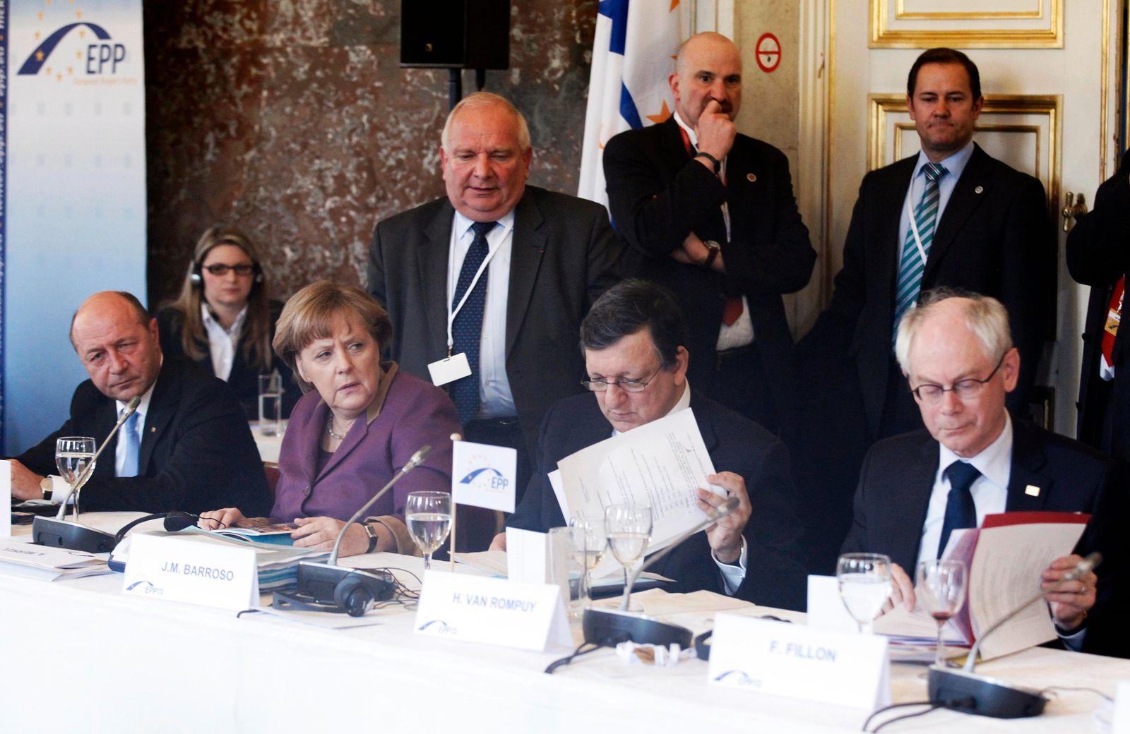 EU-Gipfel / Brüssel