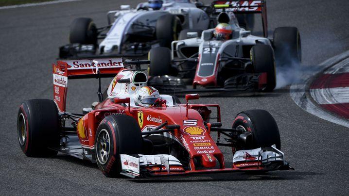 Nach Formel-1-Übernahme: Die neuen Schwergewichte im Sport-Business
