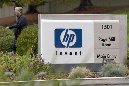 Glänzende Gewinne: Hewlett-Packard konnte den Reingewinn auf 1,23 Milliarden Dollar steigern