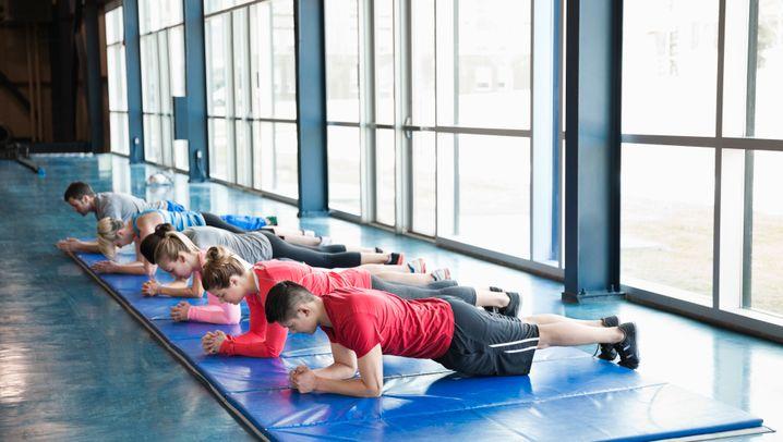 Fitness: Zehn Tipps fürs richtige Training