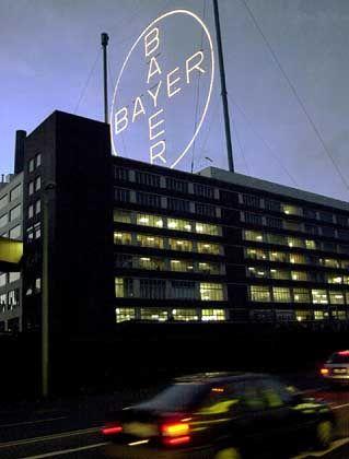 Bayer: Zurück in den schwarzen Zahlen