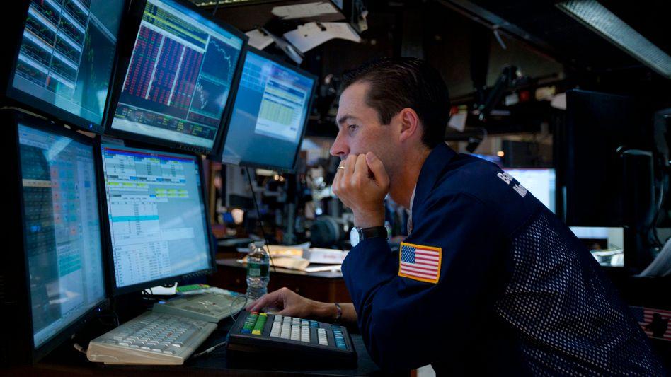 New Yorker Wall Street: Moody's schließt Abstufung nicht aus