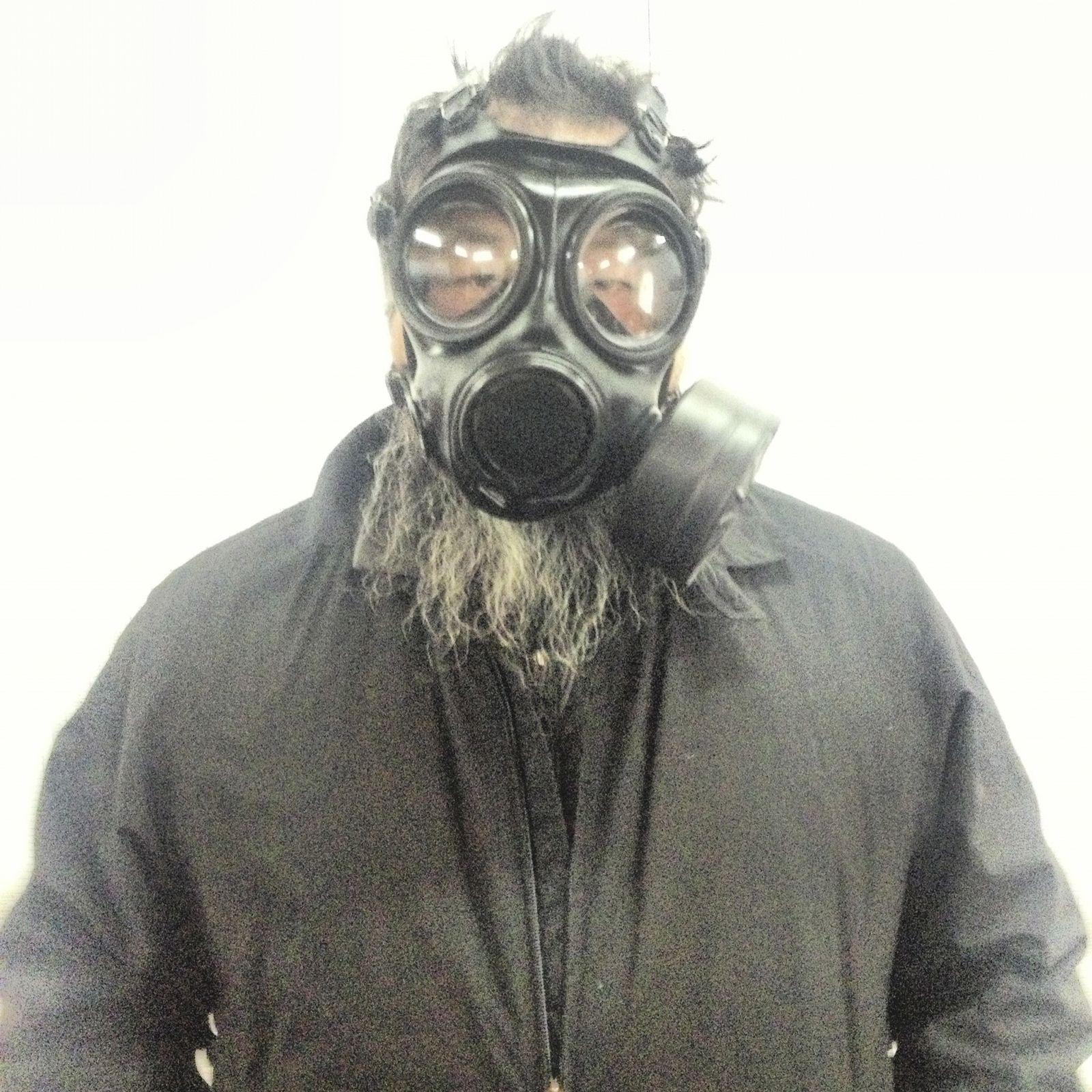 Ai Weiwei / Gasmaske / Smog in Peking / Kunstkompass 2013