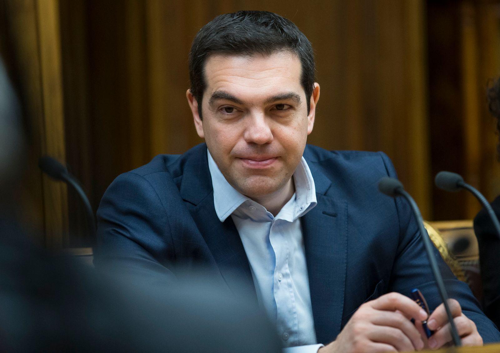 Tsipras/ Moskau