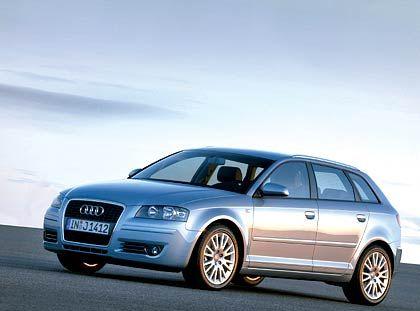 Audi A3 Sportback: Als Getriebe werden Fünf- oder Sechsgang-Schaltboxen sowie das Direktschaltgetriebe DSG angeboten
