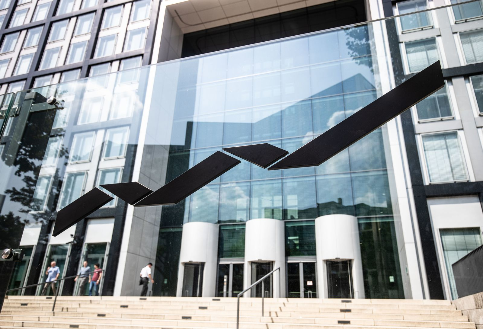 Razzia bei Deutscher Börse
