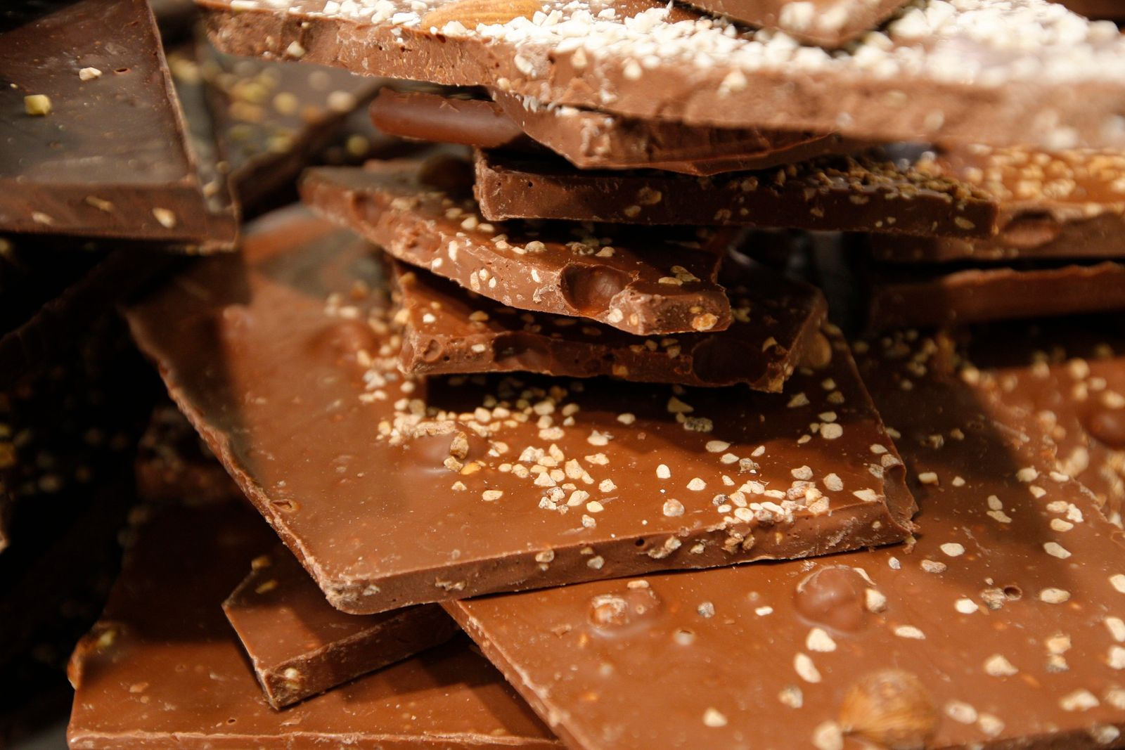 Frankreich / Schokolade / Schokoladentafeln