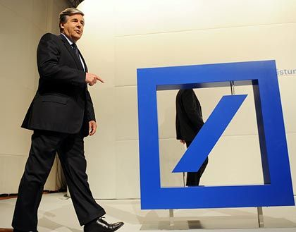 Auf Wachstumskurs: Deutsche-Bank-Chef Josef Ackermann