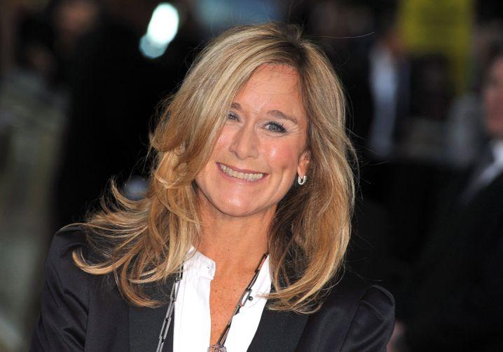 Seit ihrem Engagement bei Burberry eine der angesehensten Unternehmenslenkerinnen weltweit: Angela Ahrendts