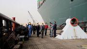 Blockierter Suezkanal beunruhigt Wirtschaft