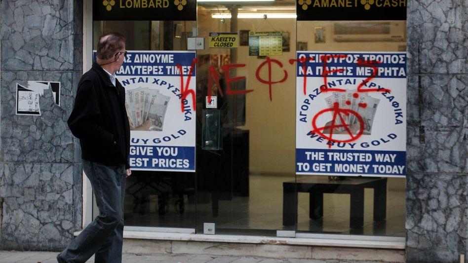 Zyperns Bankensystem: Weiterhin wohl Probleme mit Geldwäscheabwehr