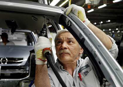 Opel-Werk in Rüsselsheim: Wenig beliebt bei den Zulieferern