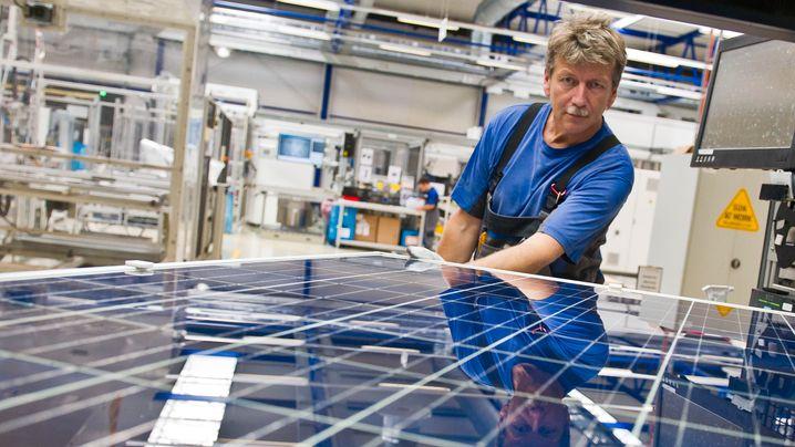 Solarworld stellt Produktion ein: Verglüht und vergessen - was aus den deutschen Solarkonzernen wurde