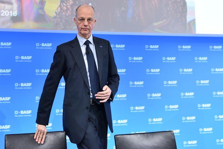 Kurt Bock: Der Ex-BASF-Vorstandschef bewegt sich in seiner Cooling-Off-Zeit in exklusiveren Kreisen