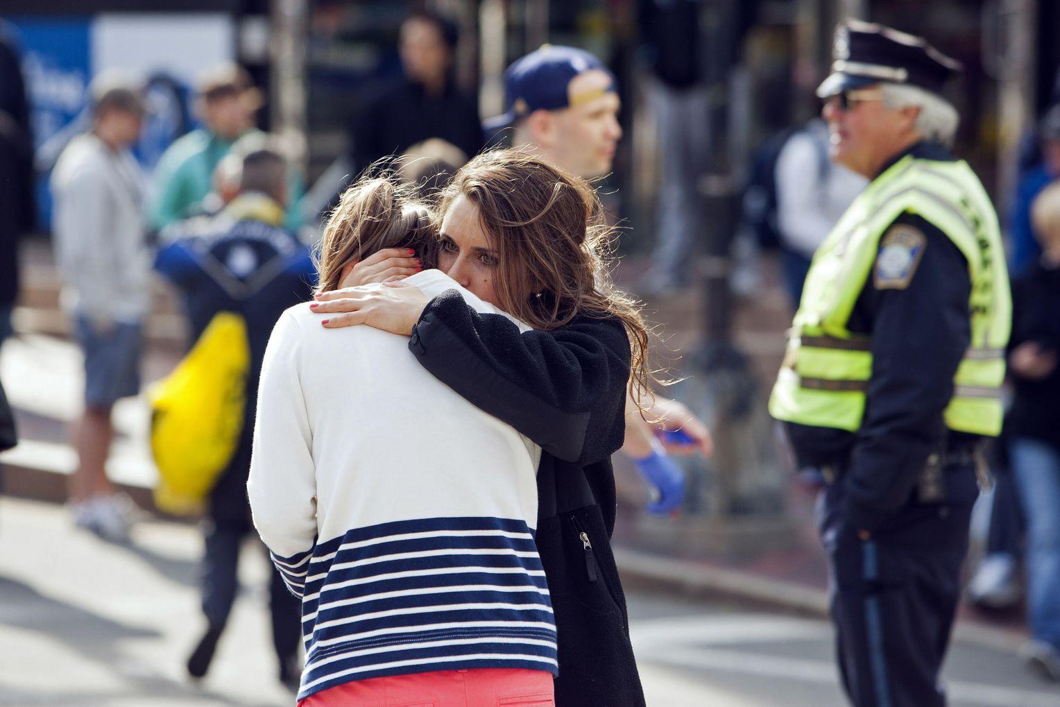 Boston Marathon Anschlag Fake