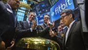 Fitnessarmband-Firma Fitbit eilt an die Börse