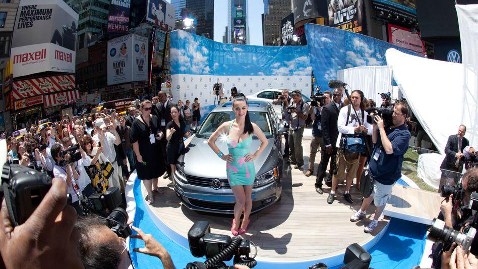 Offensive in den USA: Volkswagen will bis 2018 eine Millionen Autos im Jahr verkaufen