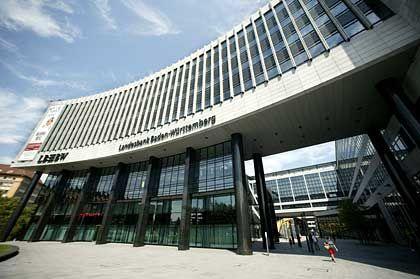 LBBW-Zentrale in Stuttgart: Erst BW-Bank, dann Trinkaus?