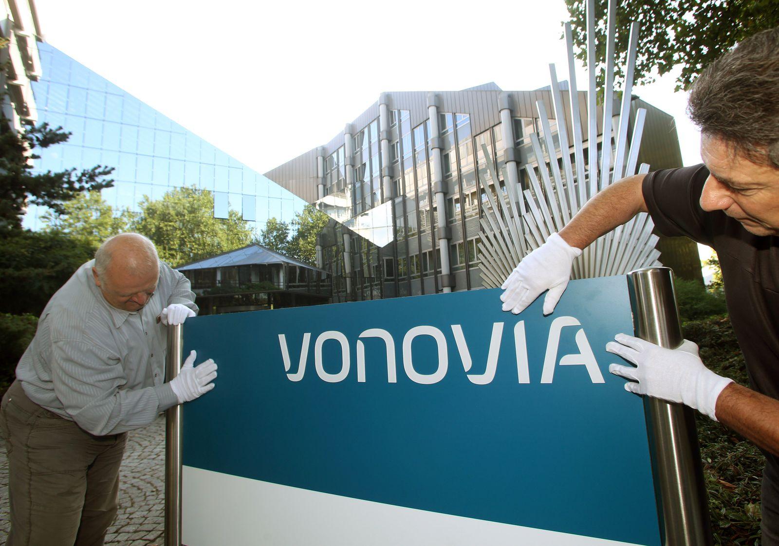 Neues Logo von Annington/Vonovia