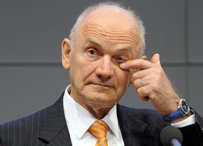 VW-Patriarch Piëch: Comeback durch Finanzkrise
