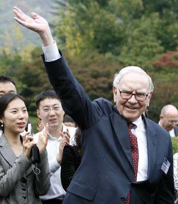 """Investor Buffett (in Südkorea): """"Preise unterhalb des inneren Wertes"""""""