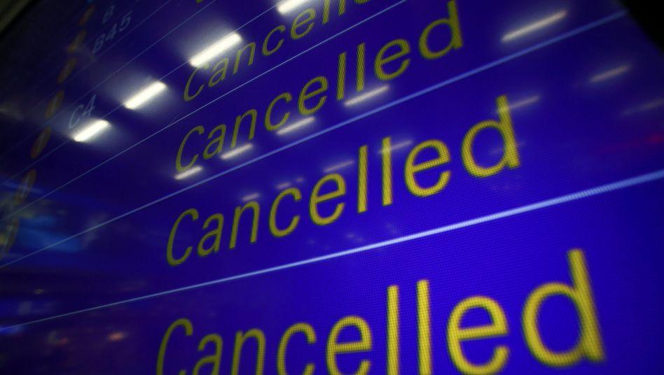Wieder viele Flüge ausgefallen: Bei der Lufthansa werfen sich Piloten und Unternehmen gegenseitig vor, eine Lösung zu blockieren