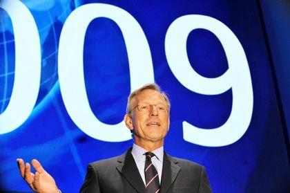 """Allianz-Chef Diekmann: """"2009 wird kein einfaches Jahr"""""""