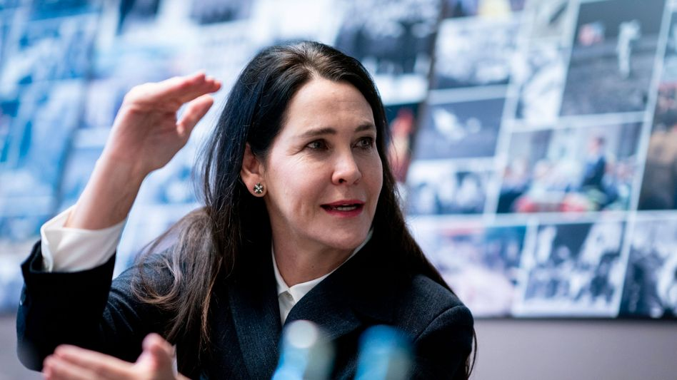 Auf der Suche nach neuen Wegen: Anja-Isabel Dotzenrath baute bei RWE das Erneuerbare-Energien-Geschäft auf